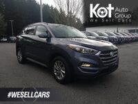 Hyundai TUCSON LUXURY! FULL LOAD! LEATHER! PANORAMIC SUNROOF! NAVIGATION! BACKUP CAM! BLIND SPOT DETECTION! LOW KMS! 2018
