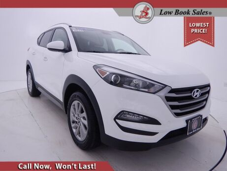 2018_Hyundai_TUCSON_SEL_ Salt Lake City UT