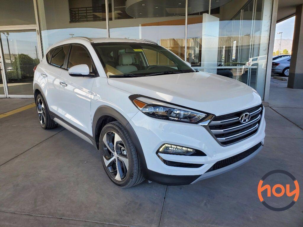 2018 Hyundai Tucson Limited El Paso TX