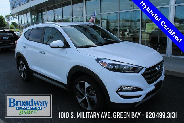 2018 Hyundai Tucson Limited Green Bay WI