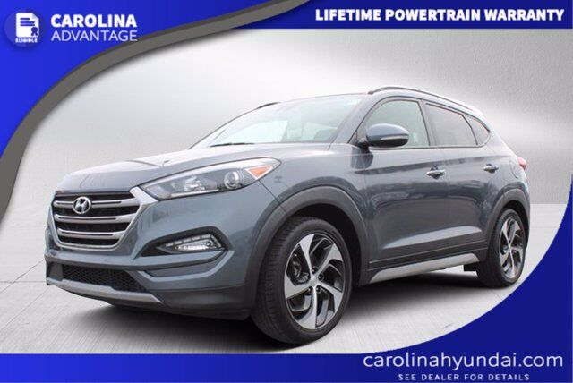 2018 Hyundai Tucson Limited High Point NC