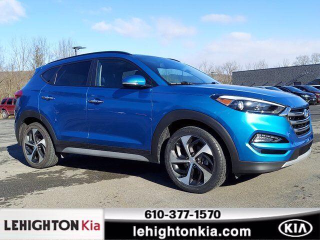 2018 Hyundai Tucson Limited Lehighton PA