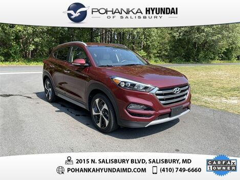 2018_Hyundai_Tucson_Limited **ONE OWNER**CERTIFIED**_ Salisbury MD