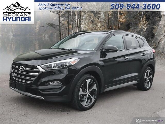 2018 Hyundai Tucson Limited Spokane Valley WA