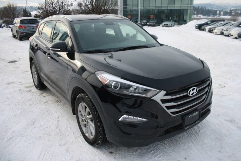 2018 Hyundai Tucson Premium Bluetooth, Heated seats& wheel, Blindspot, Backup camera Kelowna BC