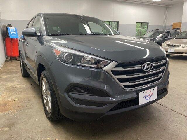 2018 Hyundai Tucson SE Holliston MA