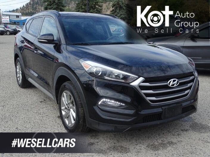 2018 Hyundai Tucson SE, No Accidents! Panoramic Roof, Bluetooth, Back-Up Camera, Low KM's, AWD Kelowna BC