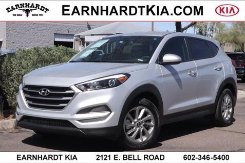2018_Hyundai_Tucson_SE_ Phoenix AZ
