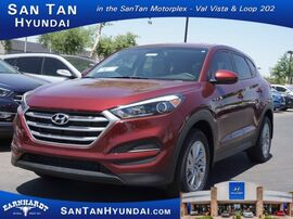 Earnhardt Hyundai North Scottsdale >> New Hyundai Tucson Phoenix AZ
