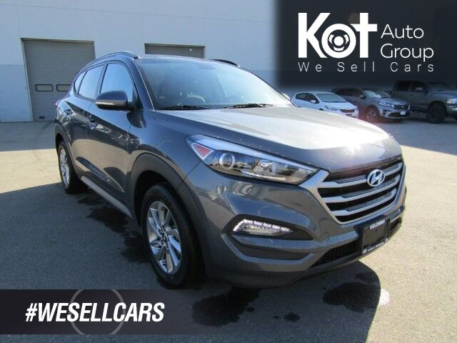 2018 Hyundai Tucson SE, Sunroof, Back-Up Camera, Heated Leather Seats and Steering W Kelowna BC