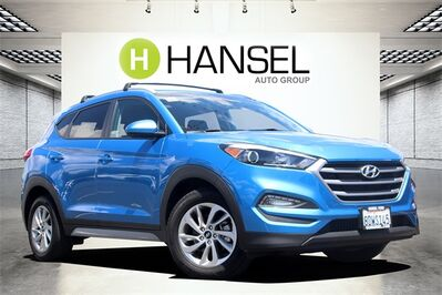 2018_Hyundai_Tucson_SEL_ Santa Rosa CA