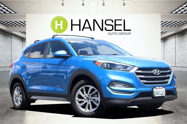 2018 Hyundai Tucson SEL Santa Rosa CA