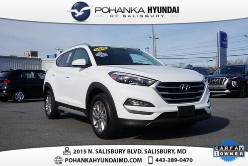 2018_Hyundai_Tucson_SEL AWD **ONE OWNER**CERTIFIED**_ Salisbury MD