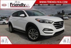 2018_Hyundai_Tucson_SEL_ New Port Richey FL