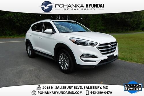 2018_Hyundai_Tucson_SEL **ONE OWNER**CERTIFIED**_ Salisbury MD