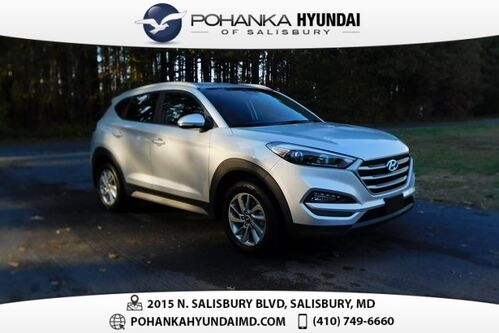 2018_Hyundai_Tucson_SEL Plus **ONE OWNER**CERTIFIED**_ Salisbury MD