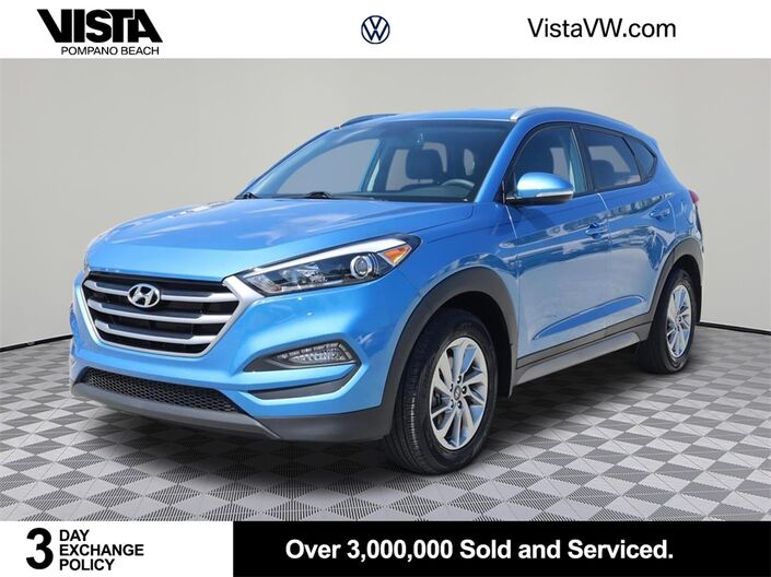 2018 Hyundai Tucson SEL Plus Pompano Beach FL