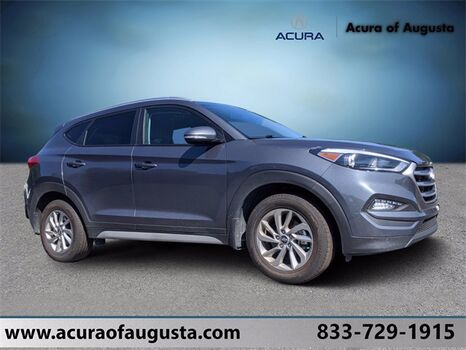 2018_Hyundai_Tucson_SEL Plus_ Aiken SC