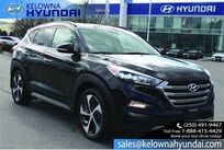 Hyundai Tucson Ultimate With Two sets of tires & rims,Navigation, Leather, sunr 2018