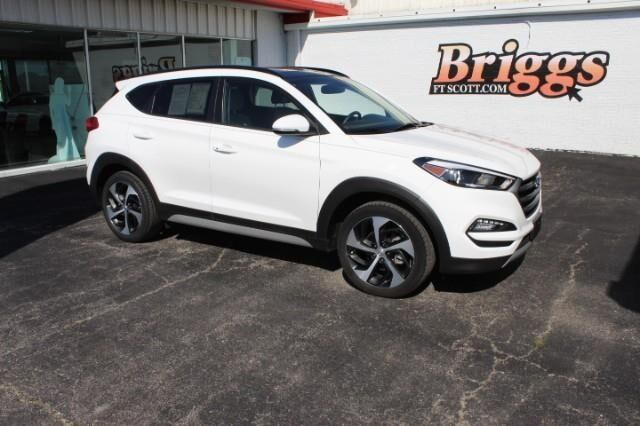 2018 Hyundai Tucson Value FWD Fort Scott KS