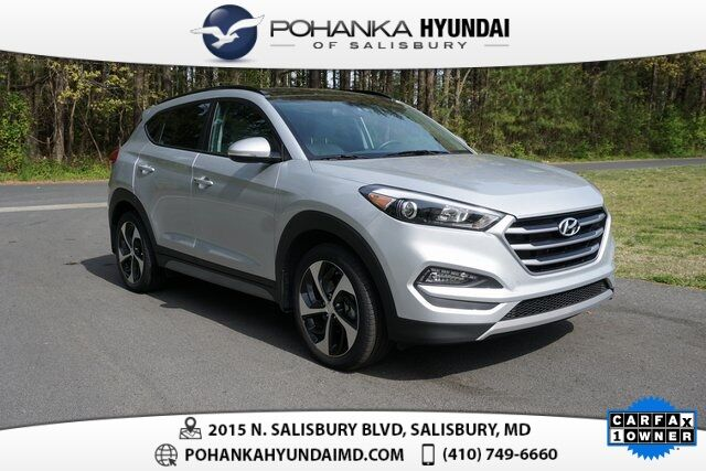 2018 Hyundai Tucson Value **ONE OWNER**CERTIFED** Salisbury MD