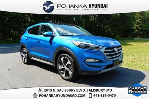 2018_Hyundai_Tucson_Value **ONE OWNER**CERTIFIED**_ Salisbury MD