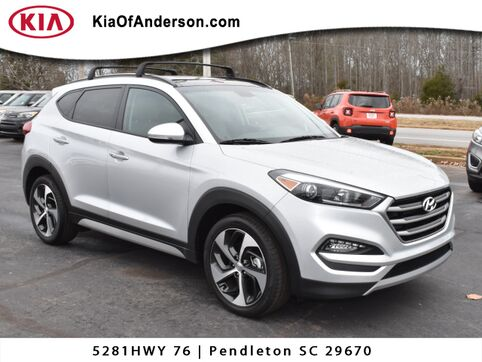 2018_Hyundai_Tucson_Value_ Greenville SC