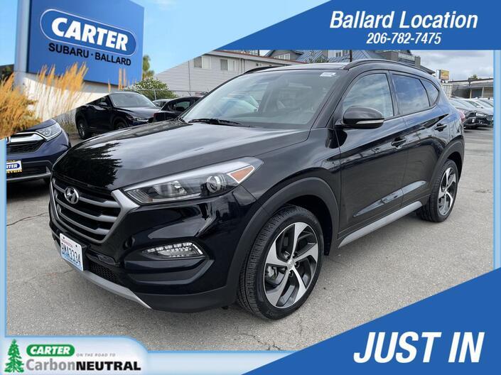 2018 Hyundai Tucson Value Seattle WA