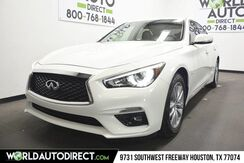 2018_INFINITI_Q50_2.0t PURE 62K 2.0L 4-Cyl Engine Rear Wheel Drive_ Houston TX