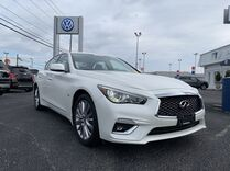 2018 INFINITI Q50 3.0t LUXE ** ONE OWNER ** CLEAN CARFAX **