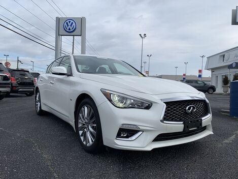 2018_INFINITI_Q50_3.0t LUXE ** ONE OWNER ** CLEAN CARFAX **_ Salisbury MD