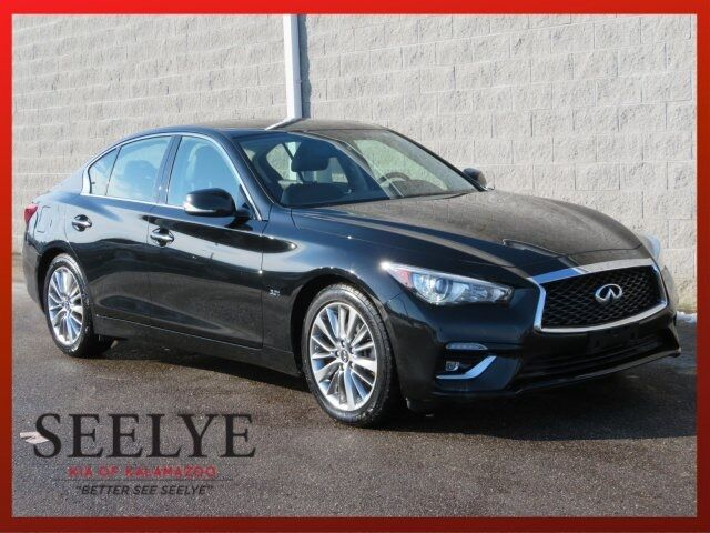 2018 INFINITI Q50 3.0t LUXE Battle Creek MI