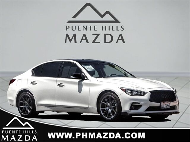 2018 INFINITI Q50 3.0t LUXE City of Industry CA