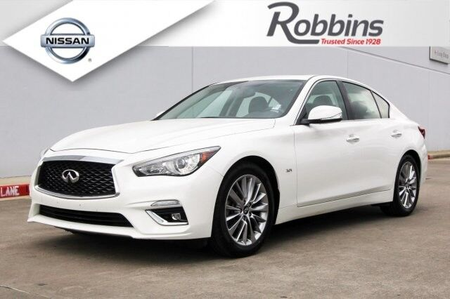 2018 INFINITI Q50 3.0t LUXE Houston TX