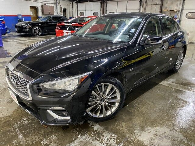 2018 INFINITI Q50 3.0t LUXE Worcester MA