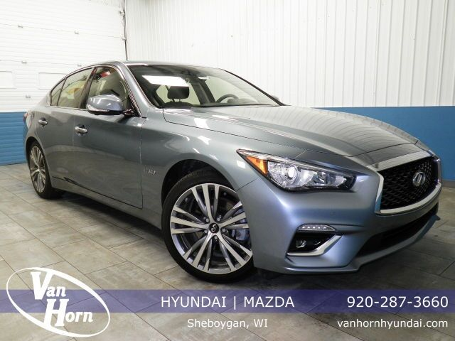 2018 INFINITI Q50 Hybrid LUXE Plymouth WI