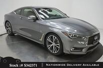 INFINITI Q60 3.0t LUXE CAM,SUNROOF,KEY-GO,19IN WHLS 2018
