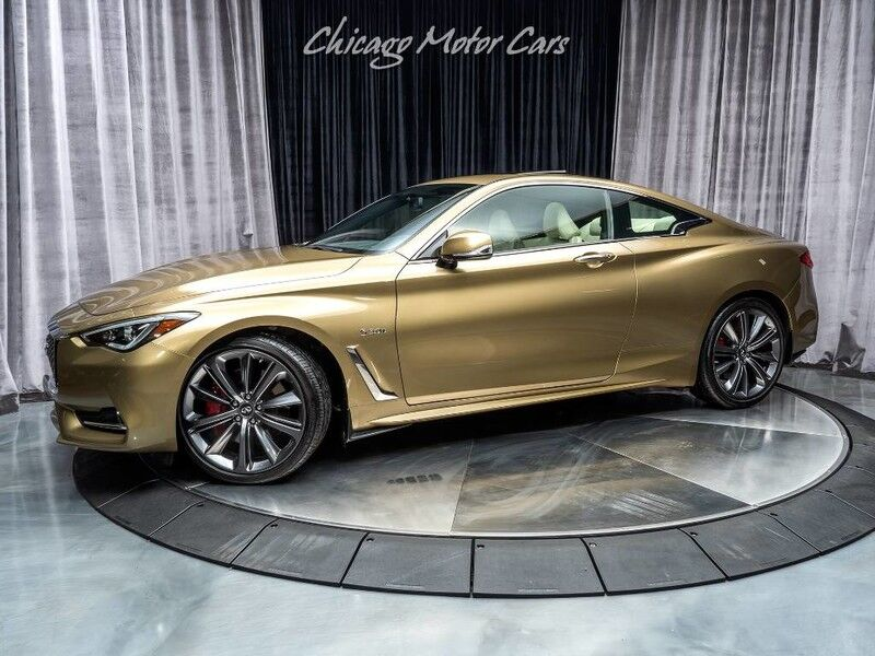 2018_INFINITI_Q60_RED SPORT 400_ Chicago IL