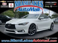 2018 INFINITI Q60 Red Sport 400 Miami Lakes FL
