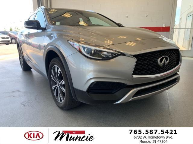 2018 INFINITI QX30 Luxury AWD Muncie IN