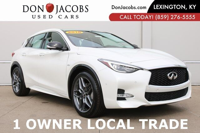 2018 INFINITI QX30 Sport Lexington KY