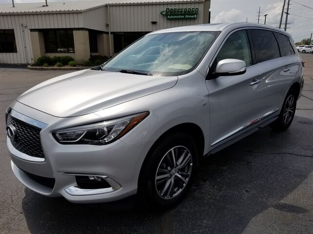 2018 INFINITI QX60  Fort Wayne Auburn and Kendallville IN