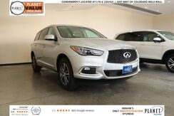 2018 INFINITI QX60 Base Golden CO