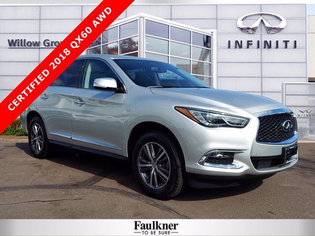 2018 INFINITI QX60 Base Willow Grove PA