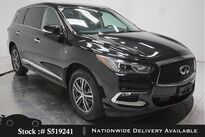 INFINITI QX60 CAM,SUNROOF,HTD STS,18IN WHLS,3RD ROW 2018