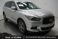 INFINITI QX60 CAM,SUNROOF,HTD STS,18IN WHLS,HID LIGHTS,3RD ROW 2018