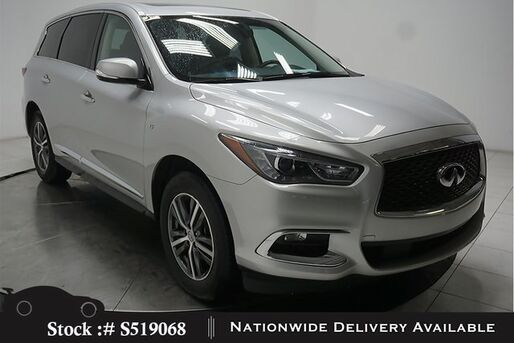 2018_INFINITI_QX60_CAM,SUNROOF,HTD STS,18IN WHLS,HID LIGHTS,3RD ROW_ Plano TX