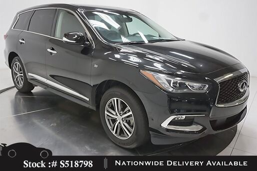 2018_INFINITI_QX60_CAM,SUNROOF,HTD STS,18IN WLS,3RD ROW_ Plano TX