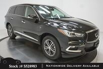 INFINITI QX60 CAM,SUNROOF,HTD STS,18IN WLS,HID LIGHTS,3RD ROW 2018