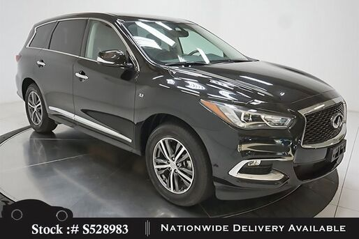 2018_INFINITI_QX60_CAM,SUNROOF,HTD STS,18IN WLS,HID LIGHTS,3RD ROW_ Plano TX